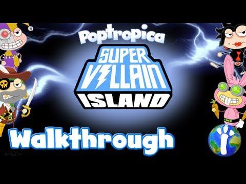 Poptropica: Super Villain Island