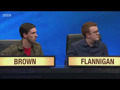 University Challenge S47E17 Stratchclyde vs Emmanuel -Cambridge