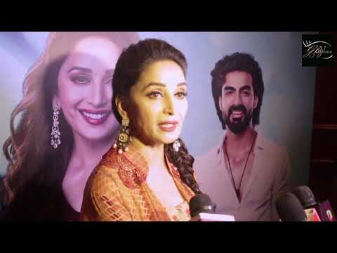 Madhuri Dixit Talks with Media about Dance Deewane | COLORS TV