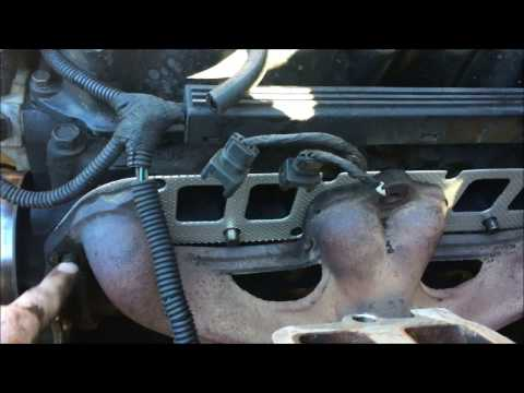 Intake and exhaust Manifold gasket replacement