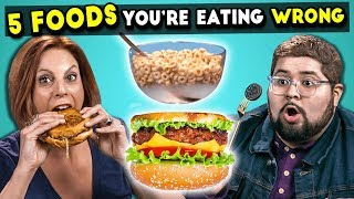 Download 5 Foods You're Eating Wrong #2 | The 10s Video