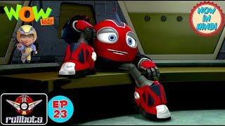 Vir presents RollBots | Episode 23 | Vett | Action | Cartoon for Children | WowKidz