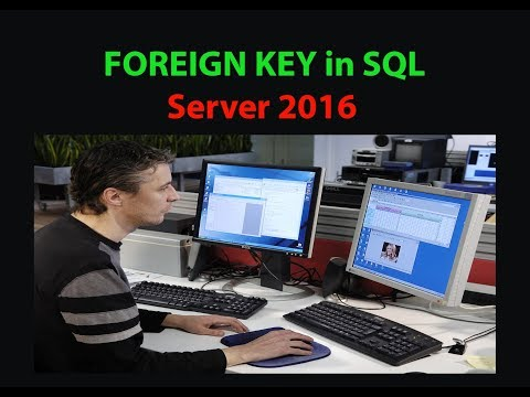 introduction of FOREIGN KEY constraints with practical