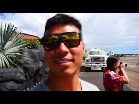 Maverick Helicopter Maui Tour 2016 -  Molokai, Hawaii - Lumix GH4