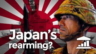Why is Japan REARMING? - VisualPolitik EN