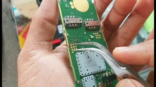 SAMSUNG B313E 1,4,7,* Keypad Jumper Solution 10000%WORKING - The