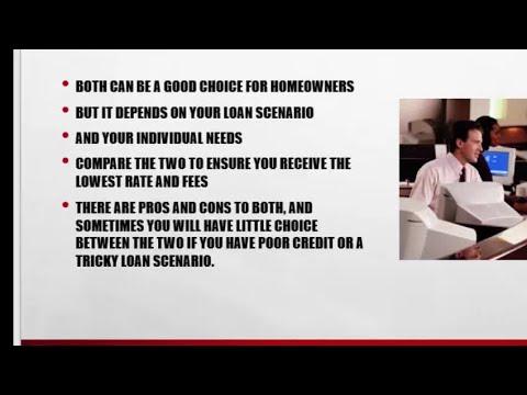 Home Loans - Mortgage Broker Versus Banks, Who Should I Use in Fresno ?