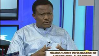 REPORT ON HUMAN RIGHT ABUSE BY THE NAF