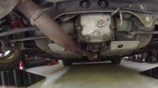 2004 Sti Rear Differential Lsd Fluid Svtwrc Subaru Series