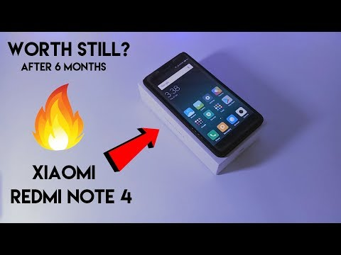 Redmi Note 4 After 6 Months | Should You Buy ? The Best Budget Smartphone!