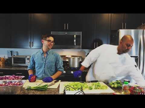 Smoking Pot Cooking Show: The Catering Edition