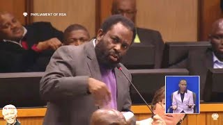 "FUNNY - Willie ""HONG HONG"" Madisha vs Jacob Zuma"