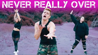 Never Really Over - Katy Perry | Caleb Marshall | Dance Workout