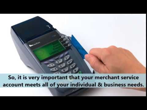 How do I open a merchant account to process credit and debit cards?