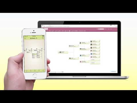 TreeView - Family Tree Builder for Windows and Mac