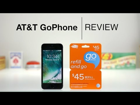 AT&T GoPhone Review! | February 2017