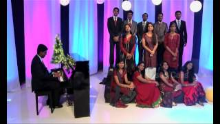 Tamil Christmas Song - Santhosha Vinnozhiye Voice of Eden (VOE) Singing for Jesus Calls Ministries