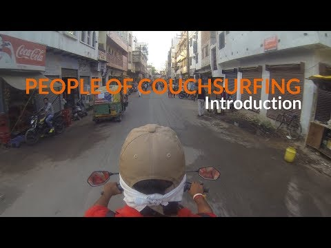 People of Couchsurfing | Kevin's Vlog Ep. 1