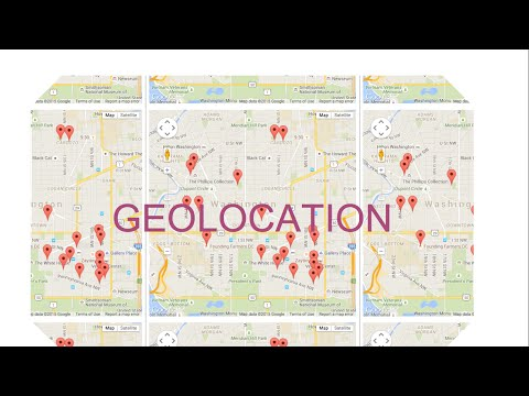 HTML5 Geolocation in Depth:Build Location-Aware Applications Udemy Course Promo
