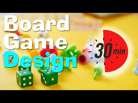 Making and Designing Board Games