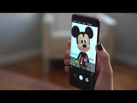 Disney AR Emoji