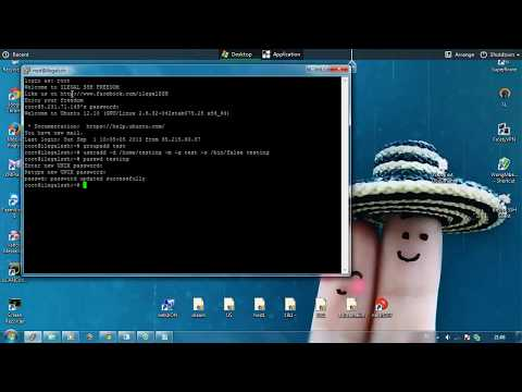 How To easy way adduser ssh on ubuntu or debian