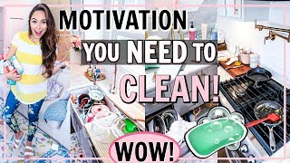 ☀️WAKE UP AND CLEAN!☕️ULTIMATE SPEED CLEANING MOTIVATION | CLEAN WITH ME 2019 | Alexandra Beuter