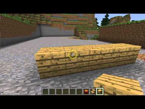 Minecraft 1.7.4 hidden chest!!! (easter egg)