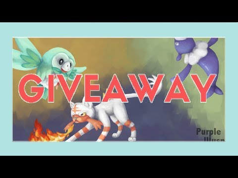 POKEMON SUN AND MOON FREE SHINY ALOLAN STARTER GTS GIVEAWAY!!! EVERYONE WINS!! #NOBOTTRADING