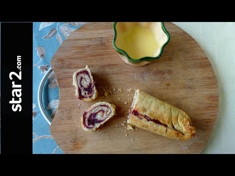 How to make Jam Roly-Poly
