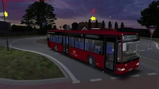 OMSI 2 Aachen Update New Line N4 ☆2017 - PakVim net HD