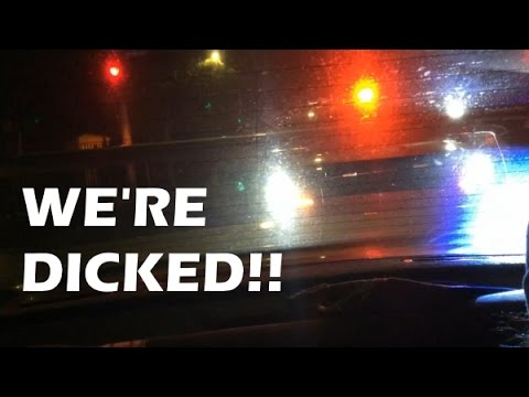 I Drive a Modified STi and IMMEDIATELY Get Pulled Over...