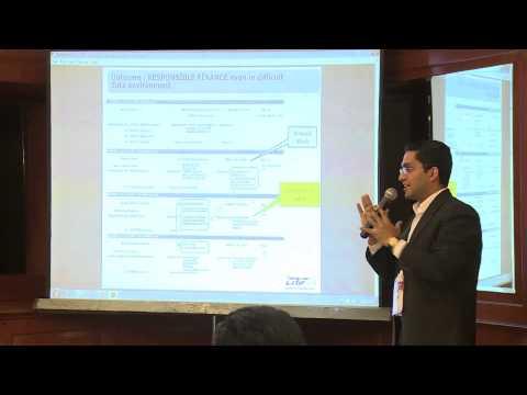 Subhrangshu || India's FIRST Microfinance Credit Bureau || Parallel Session 1.2 || MAPLE