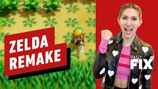 The Legend of Zelda Remake We Didn't See Coming - IGN Daily Fix