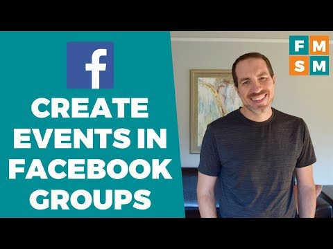 How To Create A Facebook Event In A Group