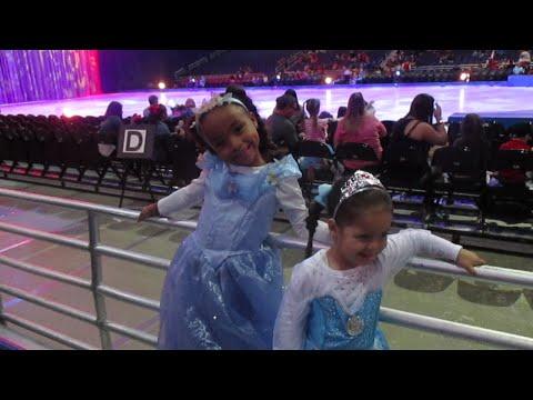 Vlog: *April 2, 2016* ~Disney On Ice + Outdoor Fun!~