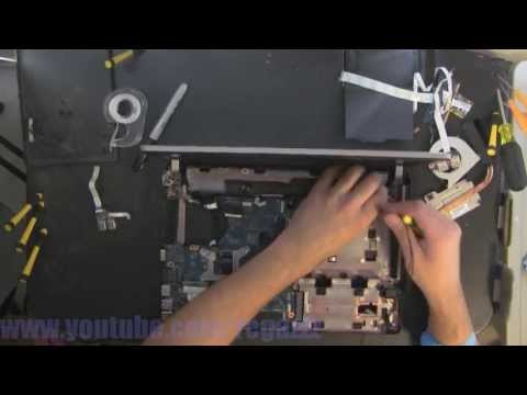 HP ProBook 4730s Notebook PC - Removing and Replacing the