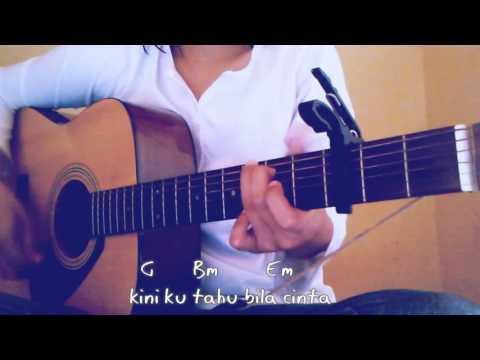 (Kunci Gitar) Untuk apa - Maudy Ayunda