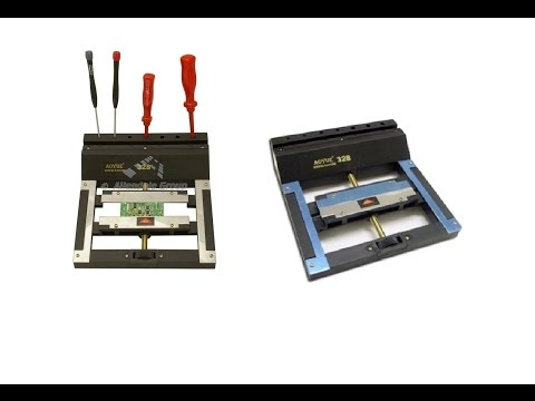Aoyue 328 Working Platform with PCB Clamp