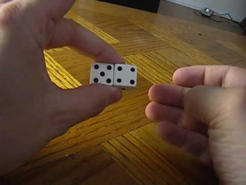 How I cheat at dice