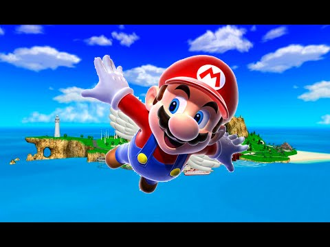 Super Mario Galaxy 2 Hacking: Wuhu Island Star 2 - The Purple Coins of Wuhu Town (WIP, BEING REMADE)