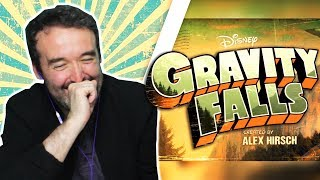 Irish People Watch Gravity Falls For The First Time