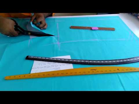 Latest gents shirt cutting measurement by professionals 2