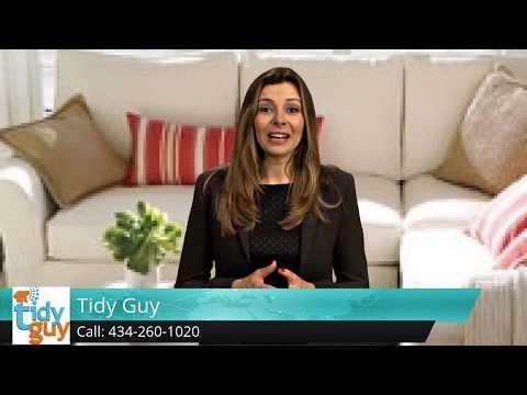 Tidy Guy  Ruckersville VA Great Five Star Review by Sara Conrad