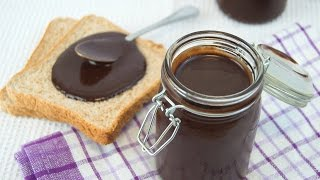 Chocolate Hazelnut Spread Easy Homemade Cocoa Hazelnut Spread Recipe