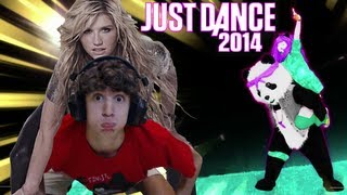 COME RIMORCHIARE KE$HA!! - Just Dance 2014!