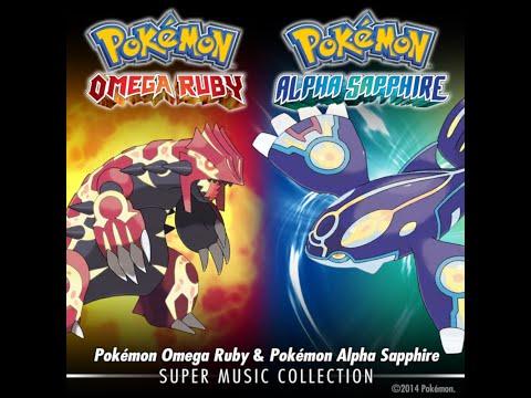 Pokémon: Omega Ruby & Alpha Sapphire - Sky Pillar: Rayquaza Appears!
