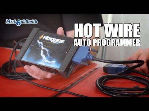 Review Hot Wire Automotive Key Programmer | Mr. Locksmith Video