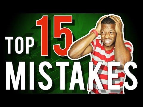 Top 15 Mistakes Beginner Filmmakers Make