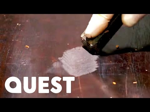 How To Remove Scratches From Furniture | Salvage Hunters DIY Tips